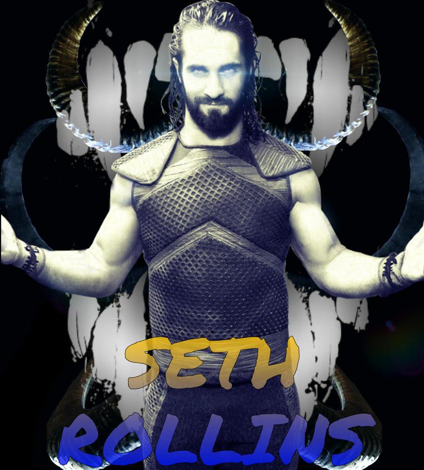 Wrestlemania Seth Rollins!  by sparsenote