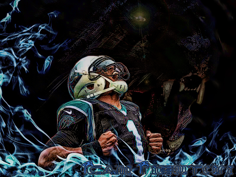 gallery for cam newton panthers wallpaper 2013