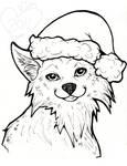 Santa Doggy 2011