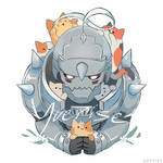 Alphonse Elric by yuerise
