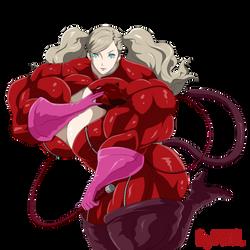 Ann Takamaki by mvmconde