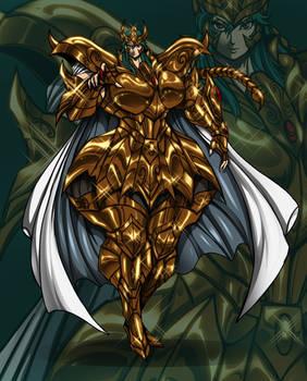 Female Gold Saint #1