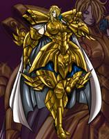 Female Gold Saint #2