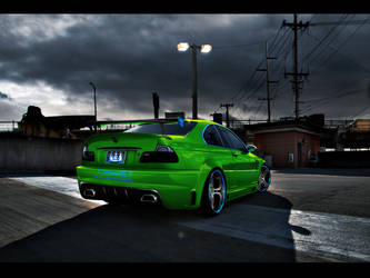 BMW 325 VenomEye by bobitsek