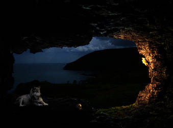 The Cave by bobitsek