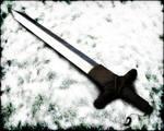 Winter Sword by BHVampire-BH