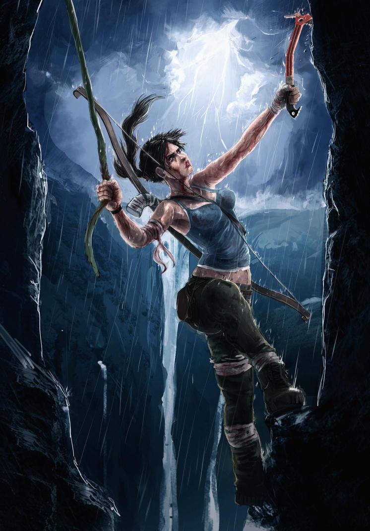 Tomb Raider : Reborn by weebasaurus