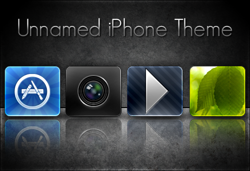 Unnamed iPhone Theme by MGerber