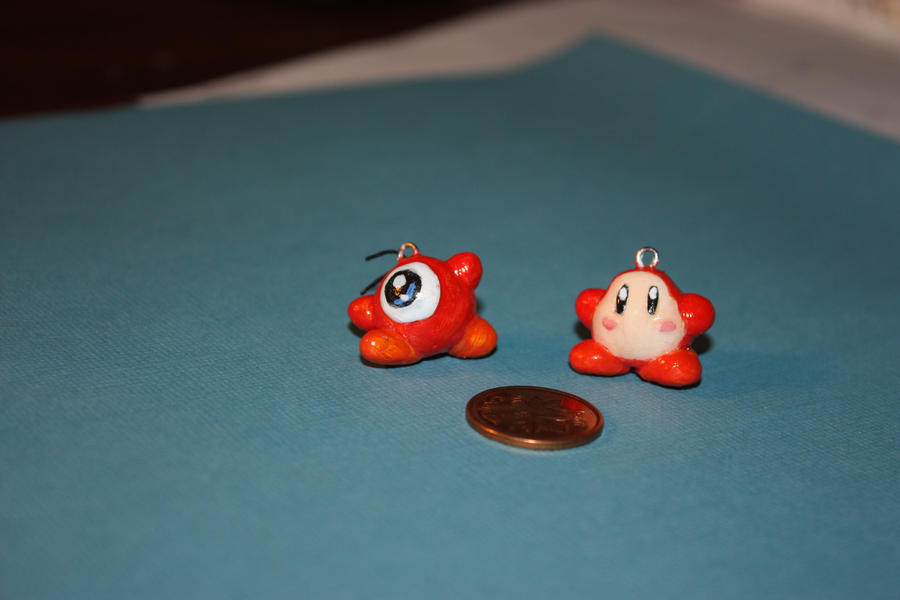 Waddle Dee Waddle Doo Charms by thousandleaf0001 on DeviantArt Waddle Dee And Waddle Doo