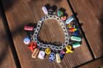 LGBT Charm Bracelet