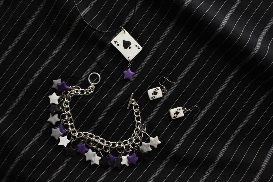 Ace Jewelry by thousandleaf0001