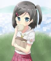 Tsutsukakushi Tsukiko by ZettaiYuki