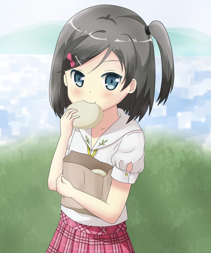 Tsutsukakushi Tsukiko by Yukii-chann