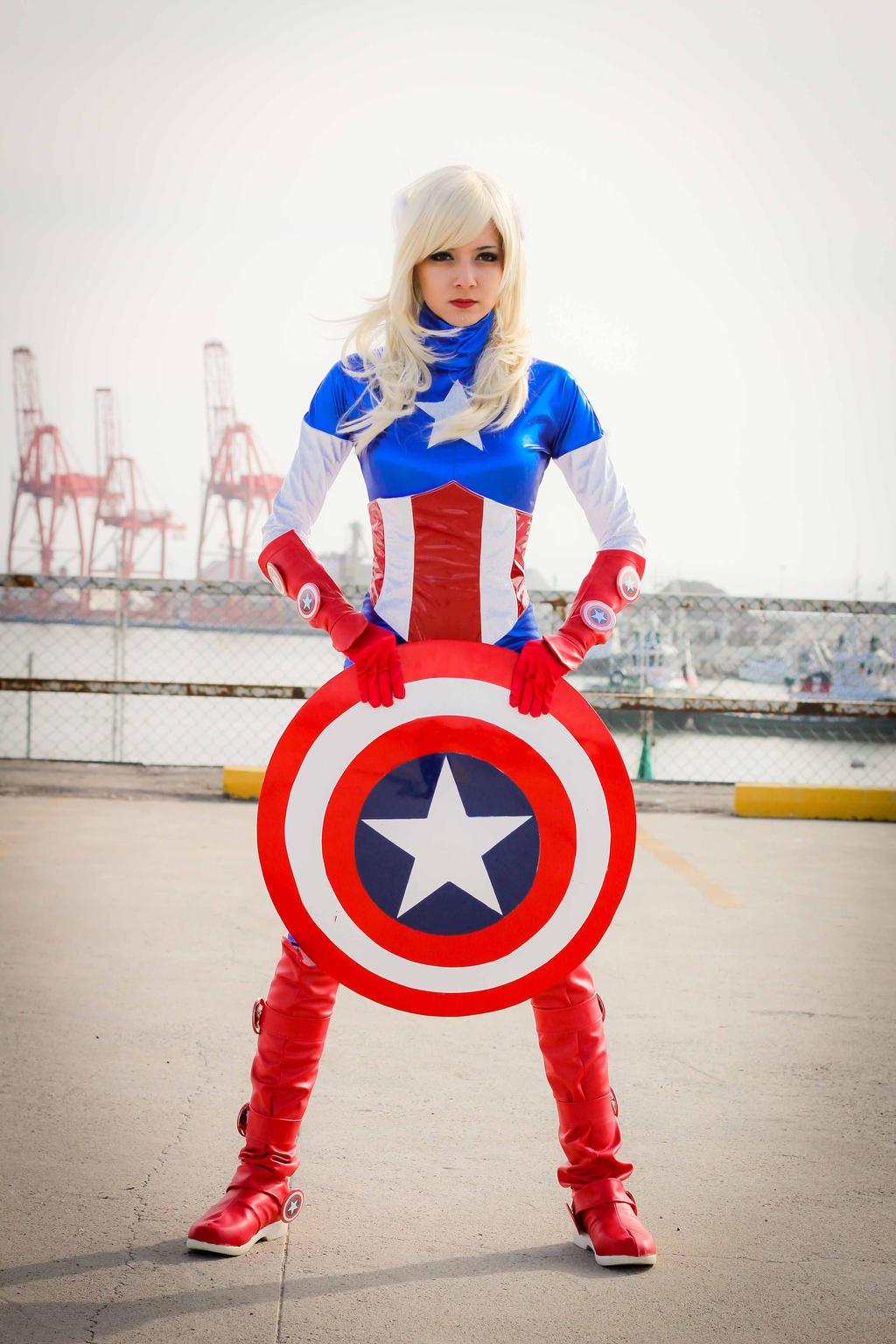 cosplay hotties featuring american dream harley quinn wilma