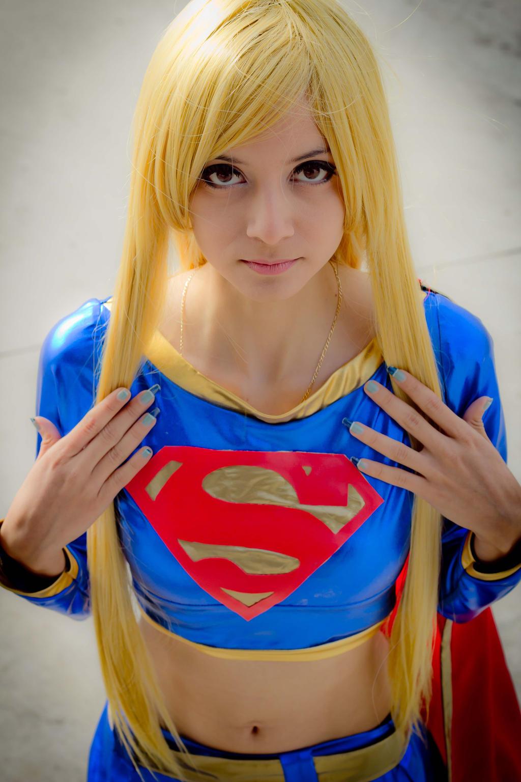 super girl by Karen--Kasumi
