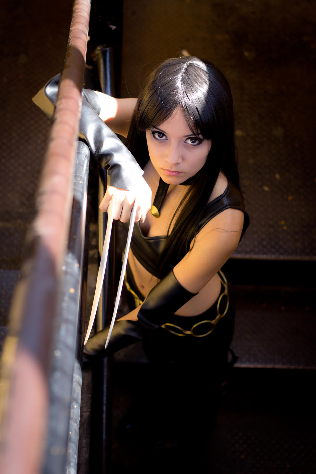 X-23 by Karen--Kasumi on DeviantArt X 23 Cosplay Wallpaper