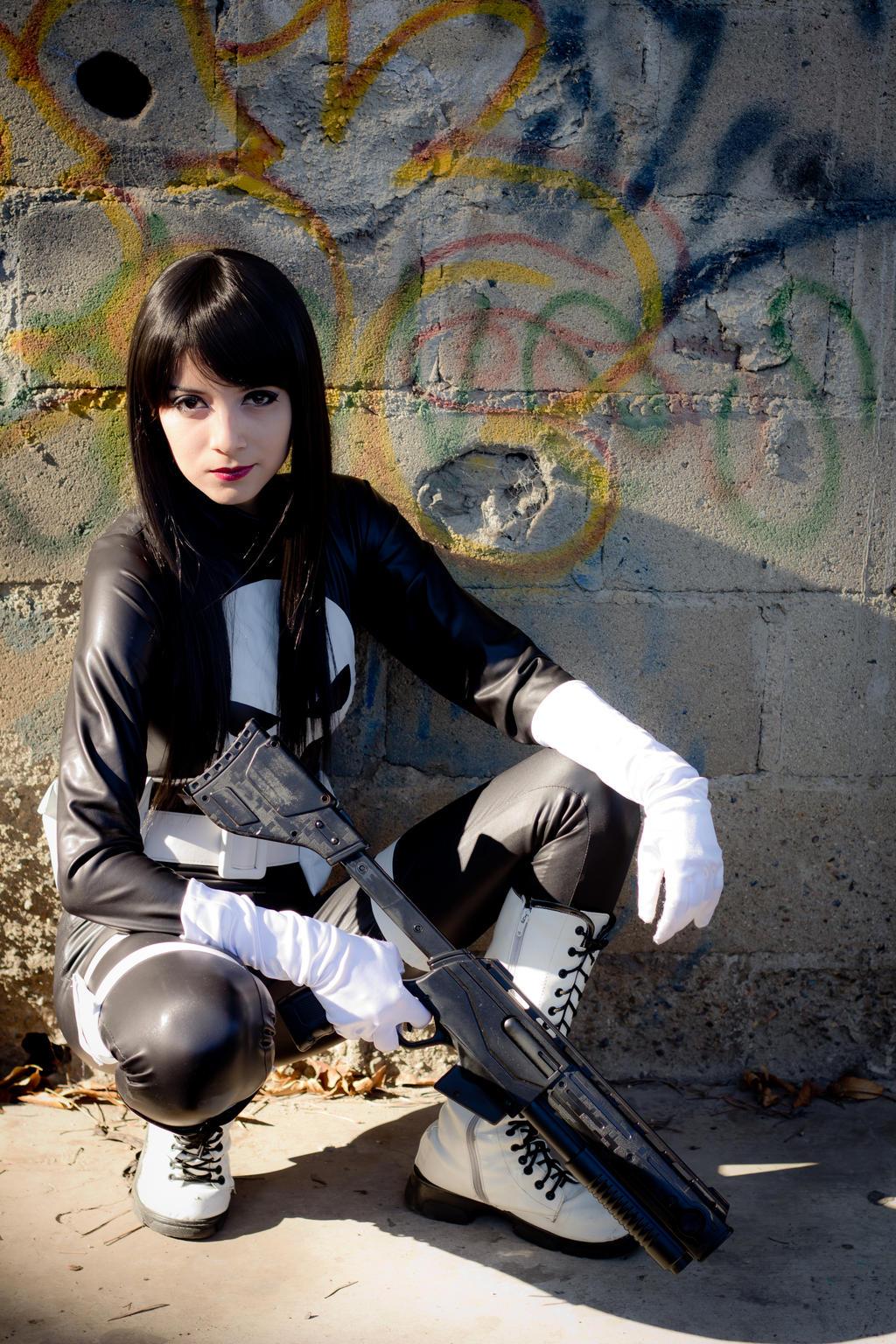 Lady Punisher by Karen--Kasumi