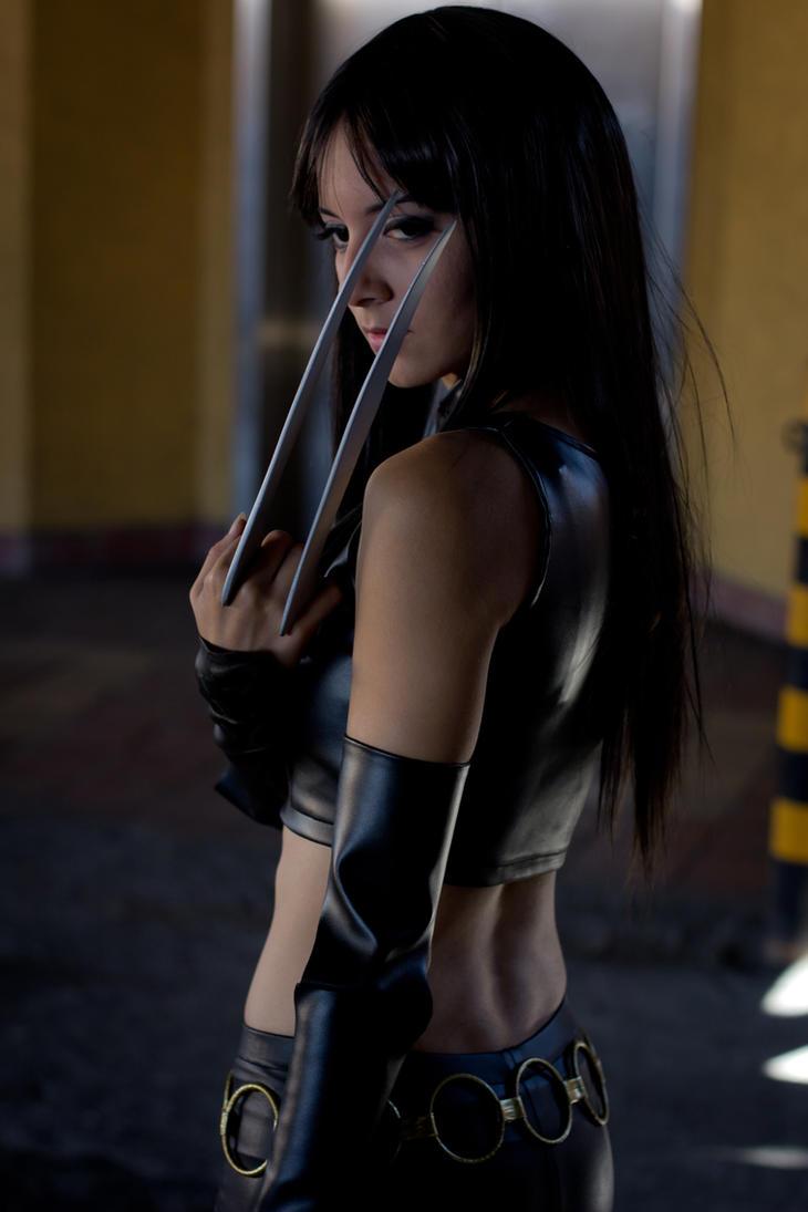 X-23 by Karen--Kasumi