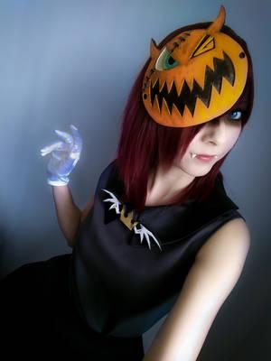 Kairi Halloween by Karen--Kasumi