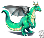 Dragon maid Tohru!