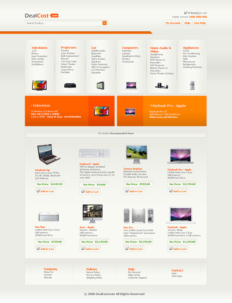 DealCost.com by FredericoFelix
