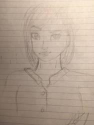Ahaha random sketch