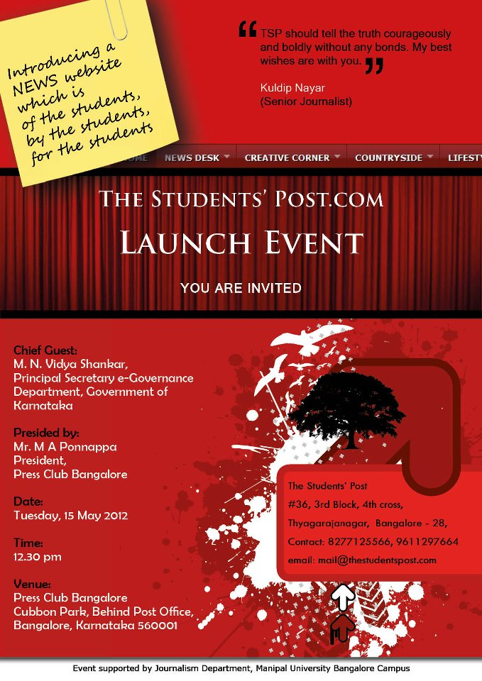 Tsp launch invitation card by tajinderpalsingh on deviantart tsp launch invitation card by tajinderpalsingh stopboris Image collections
