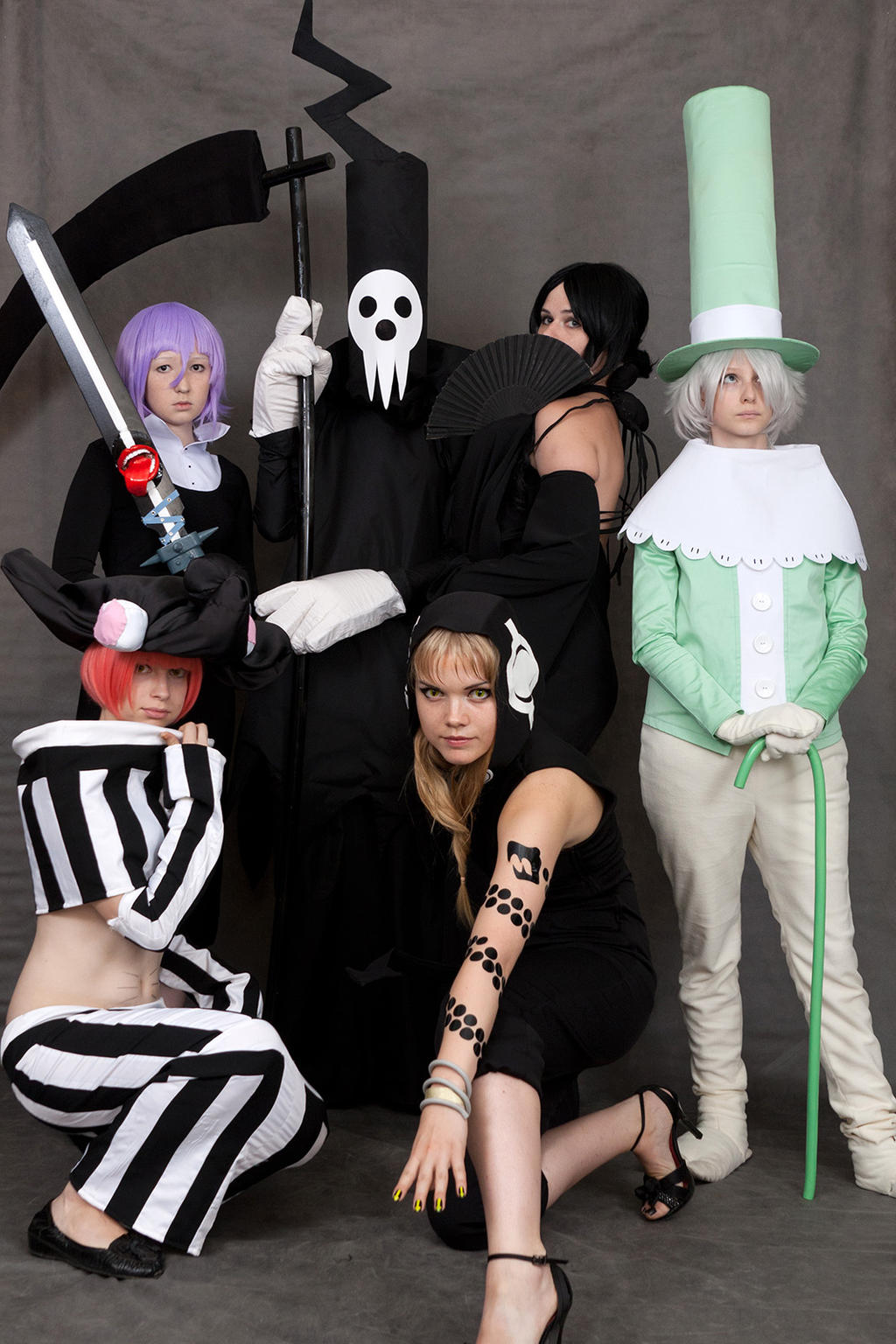 Soul eater cosplayers pictures - design wallpaper tumblr hippie