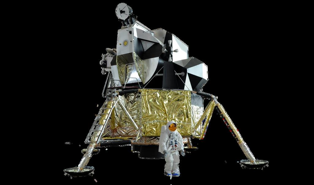 Lunar Lander   PNG by JustmeTD