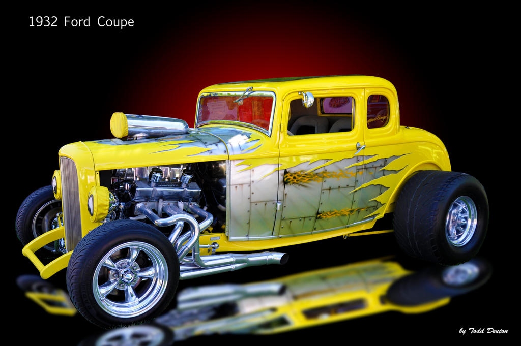 035 1932 Ford Coupe