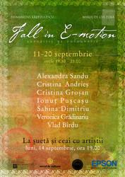Fall in E-Motion by christafan