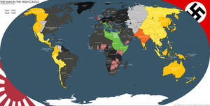 Man in the High Castle - The World in 1962