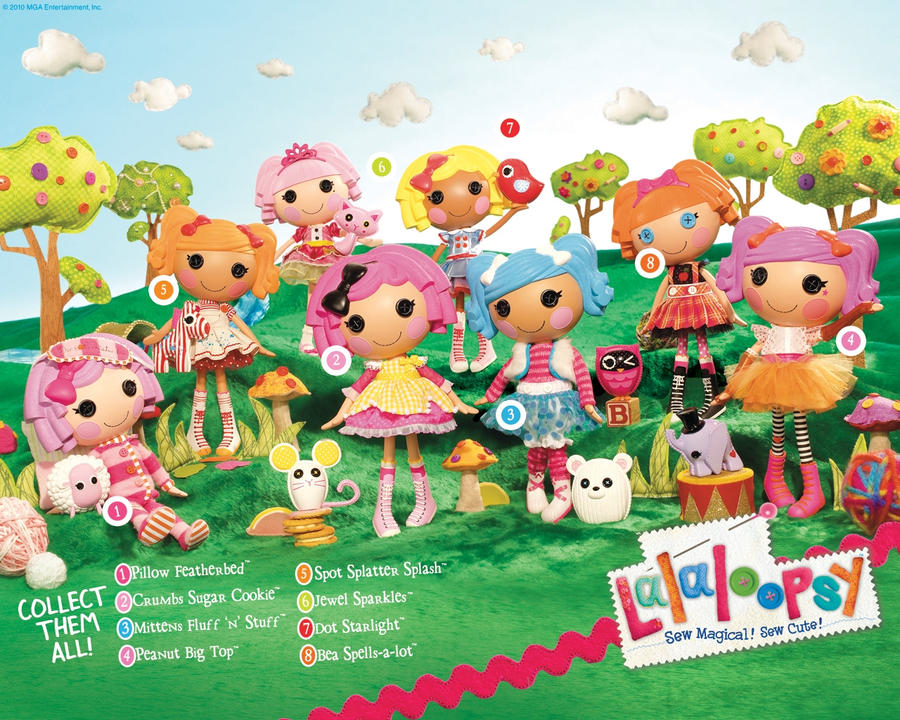 lalaloopsy by fruitberry101 on deviantart