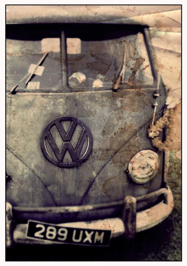 Vintage by dalekeates