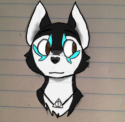 Headshot for @JackalTheAce by EquilibriumSoul