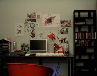 my desktop 9 Feb 2009 by be-yourself1980
