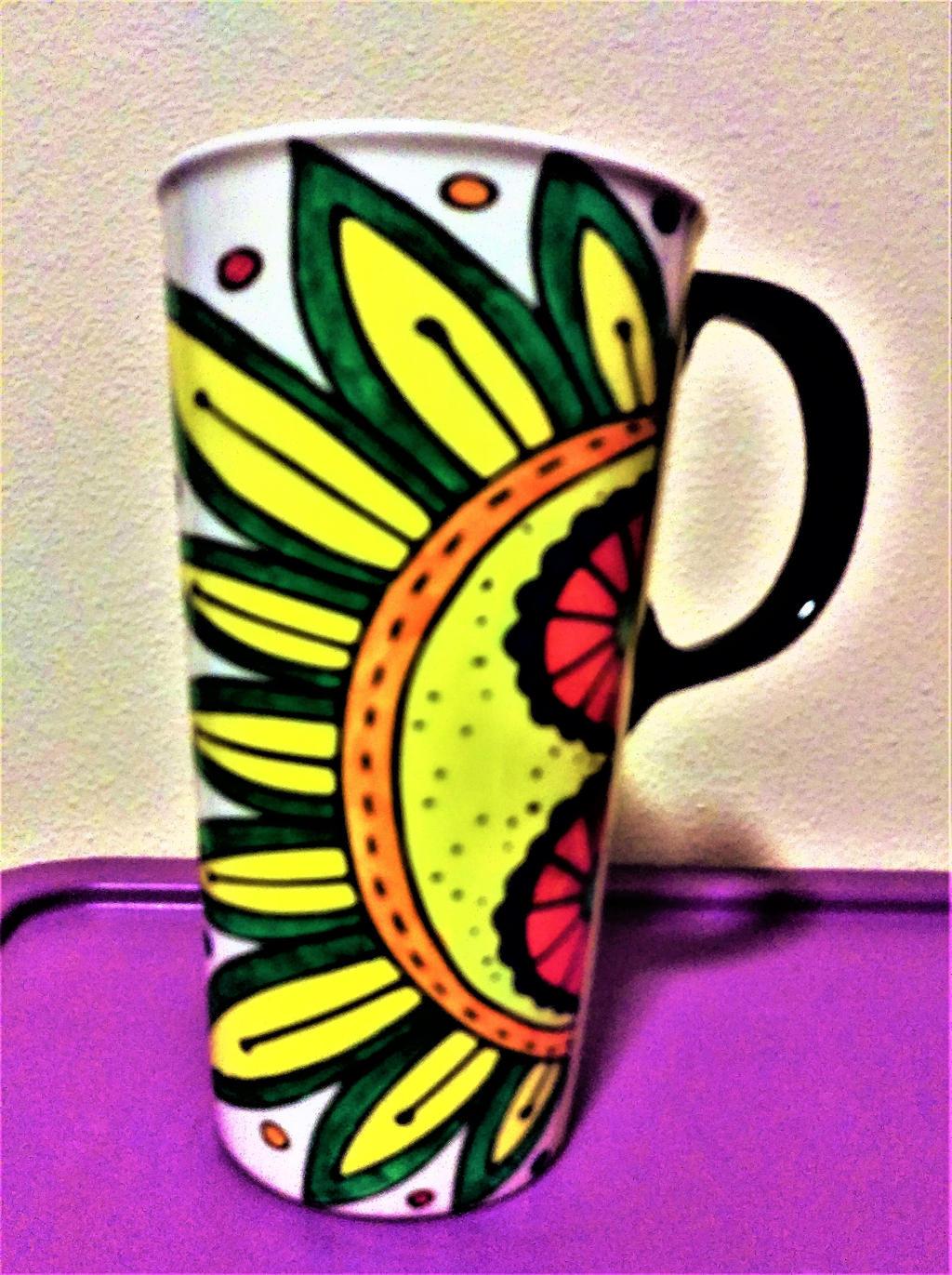 Travel Mug by WiccaSmurf