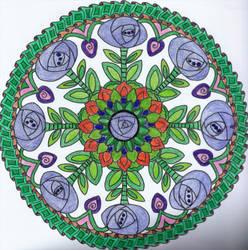 Mandala by WiccaSmurf