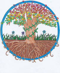 Tree by WiccaSmurf