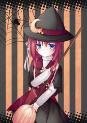 Airi the Witch by Dizzyworld2