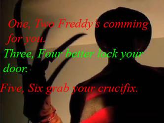 Freddy Tribute part 1