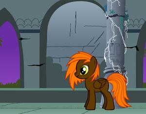 OC Pony 1: Skull Flight