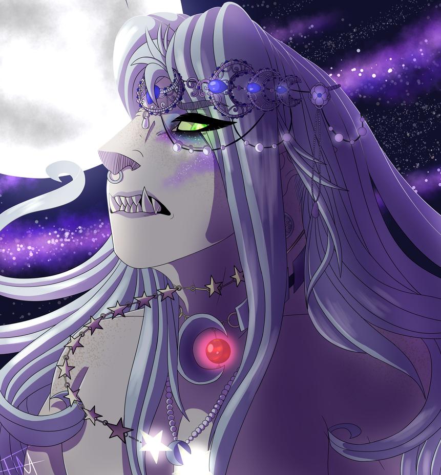 Gaia's Calamity by TsubasaTheNightFury