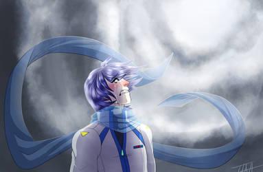 A Sadness Runs Through Him by TsubasaTheNightFury