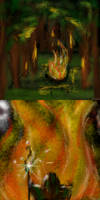 + Thief + Pagans' Lair - Maw of Chaos?