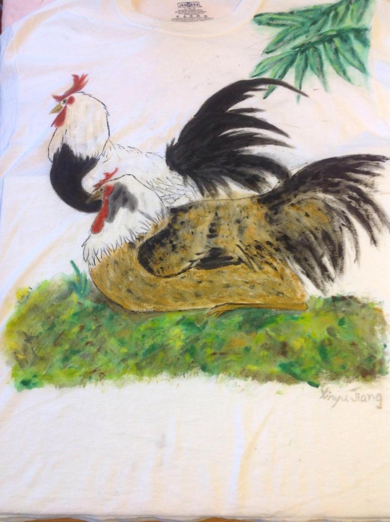 Chickens by Rainsworld47