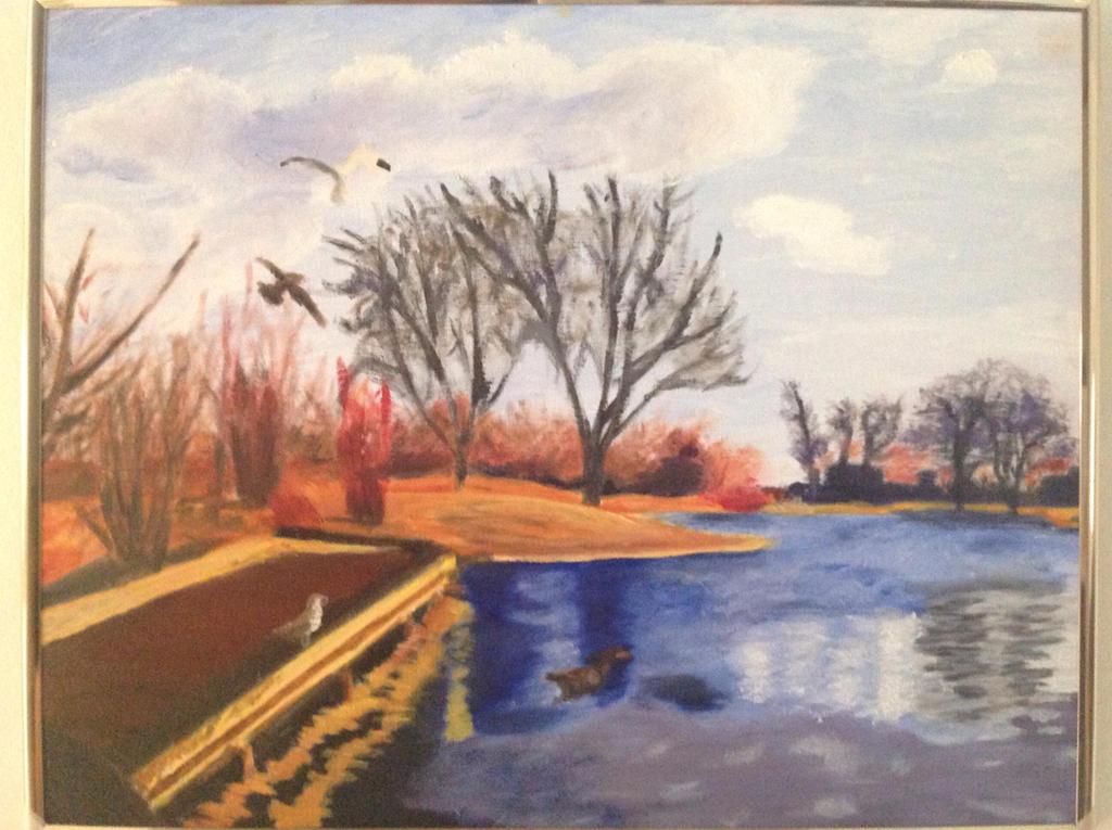 Second oil paint :P by Rainsworld47