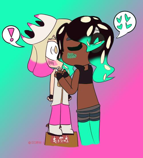 Kiss Kiss by SC0RM