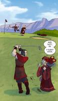 Everyday Zhao...Golf
