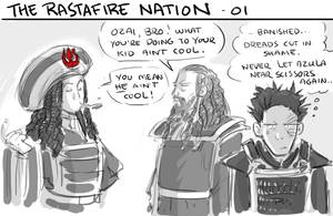 Rastafire Nation by rufftoon